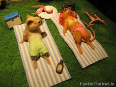 "from the movie Dinner for Schmucks   - mouse dioramas ""mouseterpieces"" were created by The Chiodo Brothers."