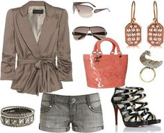 Summer Dreams Are Almost Over by ECS-Fashion Forward