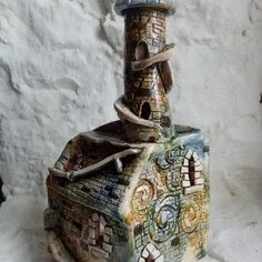 Handmade and available from the Ulste Canal Stores shop Decorative Boxes, Ceramics, Handmade, Shopping, Home Decor, Homemade Home Decor, Ceramic Art, Clay Crafts, Interior Design