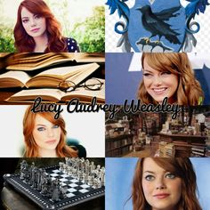 Lucy Audrey Weasley