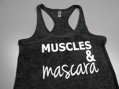 Womens+Fitness+Tank+Top.+Fitness+Burnout+by+StrongGirlClothing,+$21.99