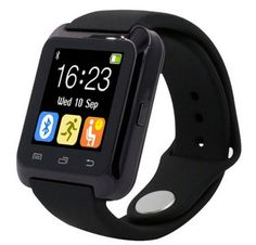 Price:  US $26.99 / piece   Discount Price: US $10.53 / piece 61% off ZAOYIMALL Bluetooth u80 Smart Watch android MTK smartwatchs for Samsung S4/Note HTC xiaomi for Android Phone PK U8 GT08 DZ09