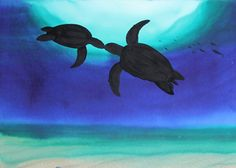 ACCOMPLISHED: To own a piece - ANY piece - of Wyland art.  www.wylandgalleries.com
