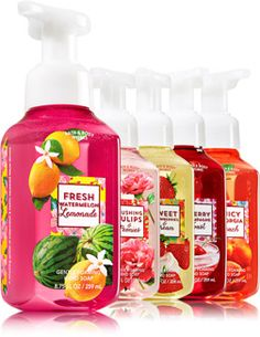 Sweet Treats Gentle Foaming Soap Bundle - Soap/Sanitizer - Bath & Body Works