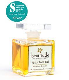 Joy Bath Oil wins silver in the Free From Skin Care awards 2015 (Body Care- Wash Off) http://www.myshowcase.com/stylist/jodi_turner