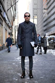 @Tracy Street of New York, USA/Justin O'shea