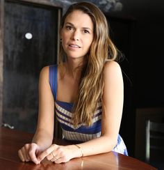 Broadway star Sutton Foster on Younger, getting a dance body, staying healthy, and favorite restaurants. Sutton Foster, Hair Color And Cut, Hair Cut, Great Hair, Dress Me Up, Hair Goals, New Hair, Hair And Nails, The Fosters