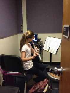 Love seeing young musicians use SmartMusic!
