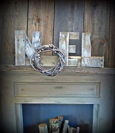 Noel+rustic+primitive+Christmas+decor+by+SawmillCreations+on+Etsy,+$39.00