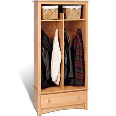 This Free Standing Entryway Organizer is available in a Black or Maple finish to match the decor in your home Decor, Furniture, Entryway Furniture, System Furniture, Organization, Drawer Organizers, Entryway Organization, Entryway, Furniture Decor