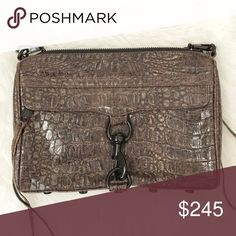 Rebecca Minkoff MAC Authentic. Pre-loved. Final sale. Pls ask questions before purchasing. Rebecca Minkoff Bags Crossbody Bags