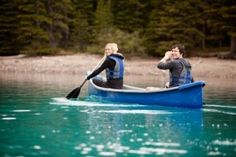"""Row, Row, Row Your Boat - """"Picture yourself slicing through the water in sync with your paddle strokes."""""""