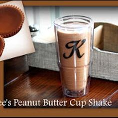 THM Reese's Peanut Butter Cup Shake/Blizzard.. Oh my!!