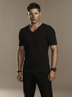 Congratulations, Jensen Ackles, you've won the Genetic Lottery. What're you going to do now?