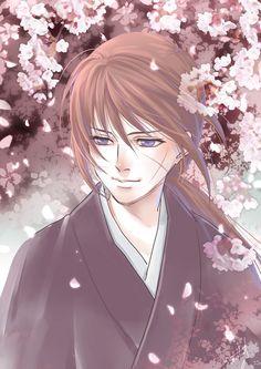 「桜の人」/「時子」のイラスト [pixiv]. Kenshin