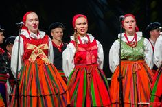 Quick overview of folk costumes from Poland (warning: picture-heavy) – Lamus Dworski