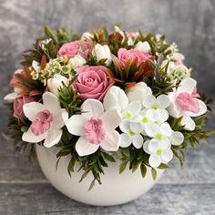 Love Flowers, Paper Flowers, Anniversary Gifts, Succulents, Soap, Plants, Craftsman Decor, Centerpieces, Ornaments