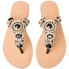 Rhinestone Sandals, Crystal Rhinestone, Gents Shoes, Decorated Shoes, Flip Flop Sandals, Flip Flops, Palm Beach Sandals, Toe Rings, Fashion Shoes