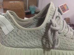 2016 New Yeezy Boost 350 Moonrock Laces