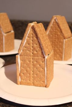 'Gingerbread' houses!!!