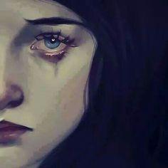 حزن عينك يقتلني