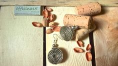 nuovi #orecchini #estate #luminosi #handamde #craft #artigianato #riciclo #earrings #accessorimoda #accessori