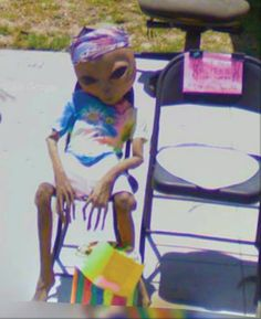 coz aliens love cookouts