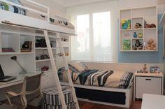 quarto pequeno para dois irmãos adolescentes - Pesquisa Google