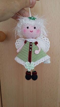 Die 494 Besten Bilder Von Engel At Puppen Crochet Doilies Crochet