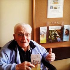 @taqualls' father, Brother Harold, from Centerville, Tennessee, USA is 91 years old, in a wheelchair, in a nursing home, dealing with several health issues. But he wanted to be part of the historic...