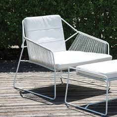 OASIQ Sandur Lounge Chair with Cushion