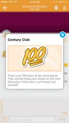 """New Swarm Sticker: How To Unlock """"Century Club"""""""