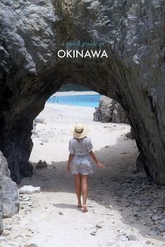 Recently I travelled to Okinawa, a string of tiny islands off the coast of Japan and had the most amazing time. Read up on this quick guide to Okinawa! Japan Travel Guide, Asia Travel, Travel Guides, Eastern Travel, Japan Guide, Go To Japan, Visit Japan, Japan Trip, Places To Travel
