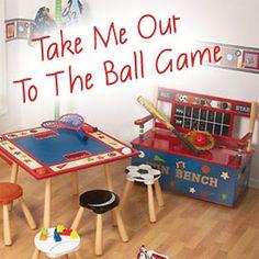 basketball themed nursery | Kids Sports Themed Bedroom, Baseball, Basketball Nursery Bedding And ...