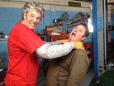 Behind the Scenes - Mike Brewer TV