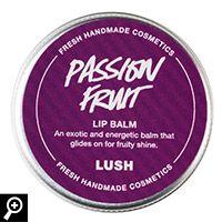 Passion Fruit (Lippenbalsam), 12g
