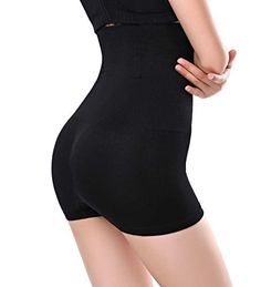 900b91c7c39 AtRenty Womens Shapewear Tummy Control Slimming Panties Brief High Waist  Seamless Body Shaper