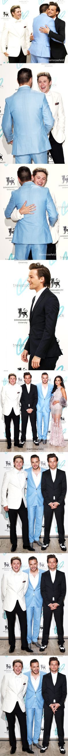 One Direction | at The Great Gatsby Ball for Trekstock 4.16.15 |