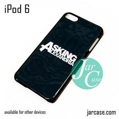 Asking Alexandria metal band iPod Case For iPod 5 and iPod 6