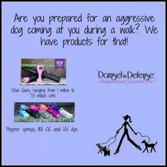 DAMSEL IN DEFENSE has the products you need at a price you can afford to help keep you and your loved ones Safe and Sassy ~ Jodi Wright ~ Independent Damsel Pro  Stun Guns ~ Pepper Sprays ~ Personal Security ~   http://www.mydamselpro.net/pro7449