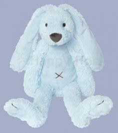 Happy Horse Rabbit Richie met naam geborduurd - Babycompany.nl