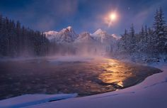 Between Night and Day by Marc  Adamus on 500px
