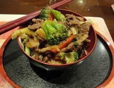Beef Stir Fry - Asian Style Recipe - Food.com
