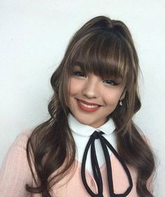 New Girl Style, Espanto, Filipina Actress, Pretty And Cute, New Pictures, Asian Beauty, Hair Cuts, Long Hair Styles, Celebrities