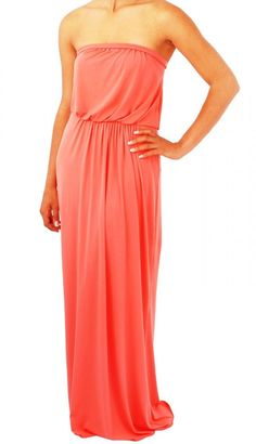 jersey Coral Summer Dresses - Bing Images