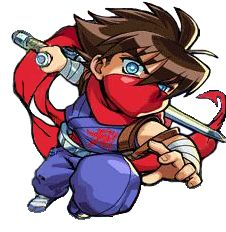 Minna to Capcom All-Stars Strider Hiryu