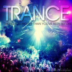 trance = love