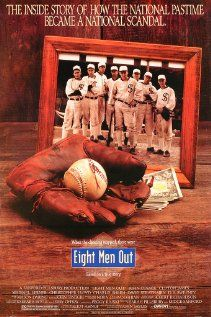 Directed by John Sayles. With John Cusack, Clifton James, Jace Alexander, Gordon Clapp. A dramatization of the Black Sox scandal when the underpaid Chicago White Sox accepted bribes to deliberately lose the 1919 World Series. 80s Movies, Great Movies, Horror Movies, Movie Tv, Action Movies, Charlie Sheen, Black Sox Scandal, Michael Mason, Finals