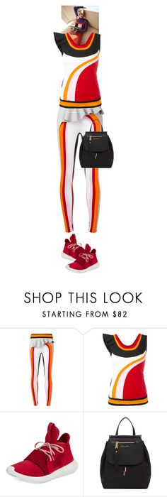 """""""Tanis #8271"""" by canlui ❤ liked on Polyvore featuring No Ka'Oi, adidas and Marc Jacobs"""