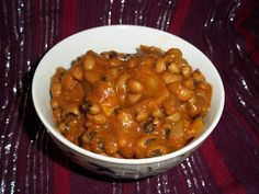 Penniless Parenting: Black Eyed Pea Curry Recipe